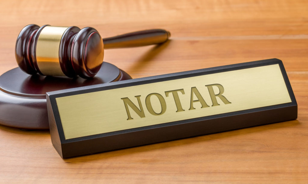 Notar Public